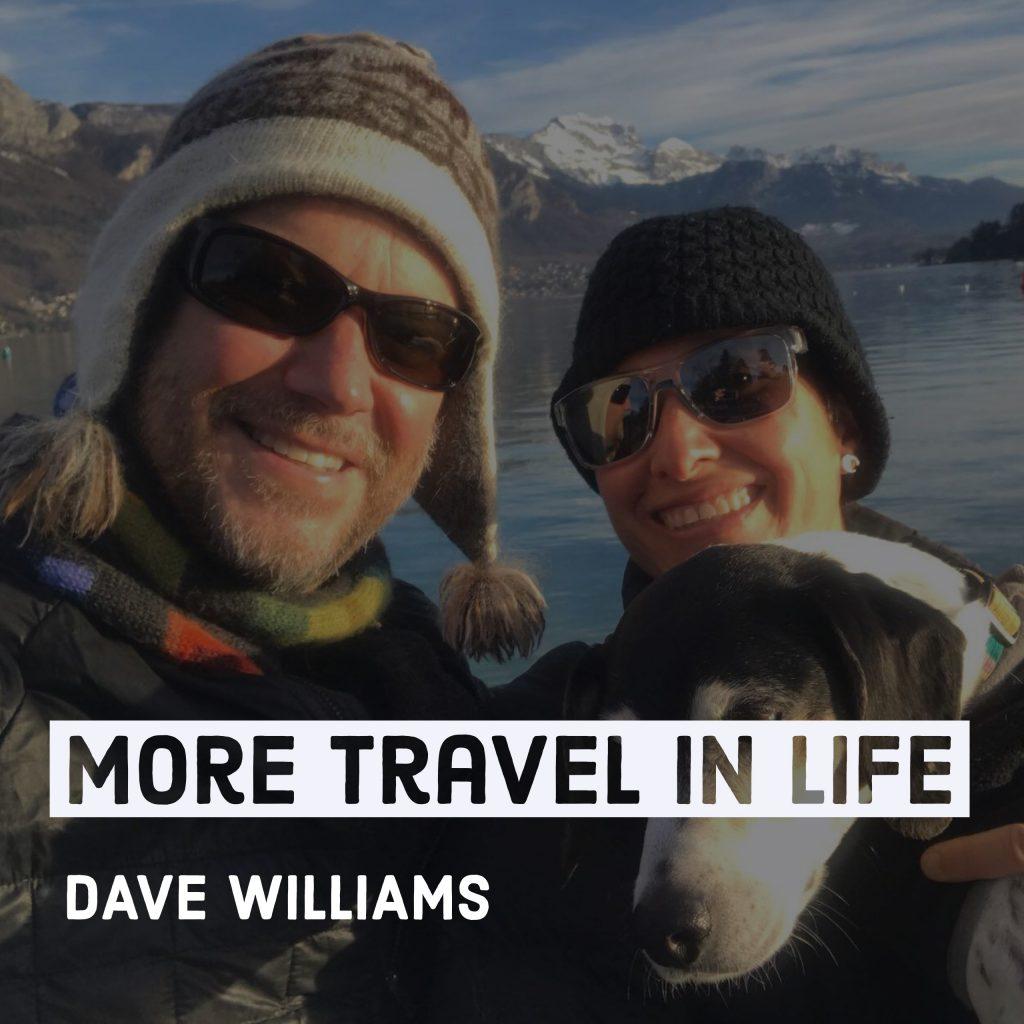 Dave Williams Podcast Episode Entrepreneur Sabbaticals