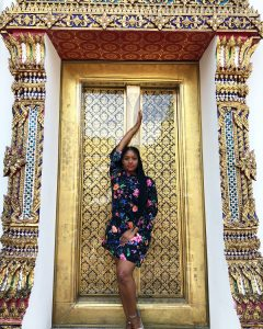 Black Travel_Rachel Hill_Gold Wall Thailand_RachelTravels.com