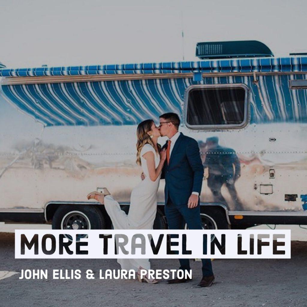 Airstream Travelers John Ellis Laura Preston: Life Love Quilting