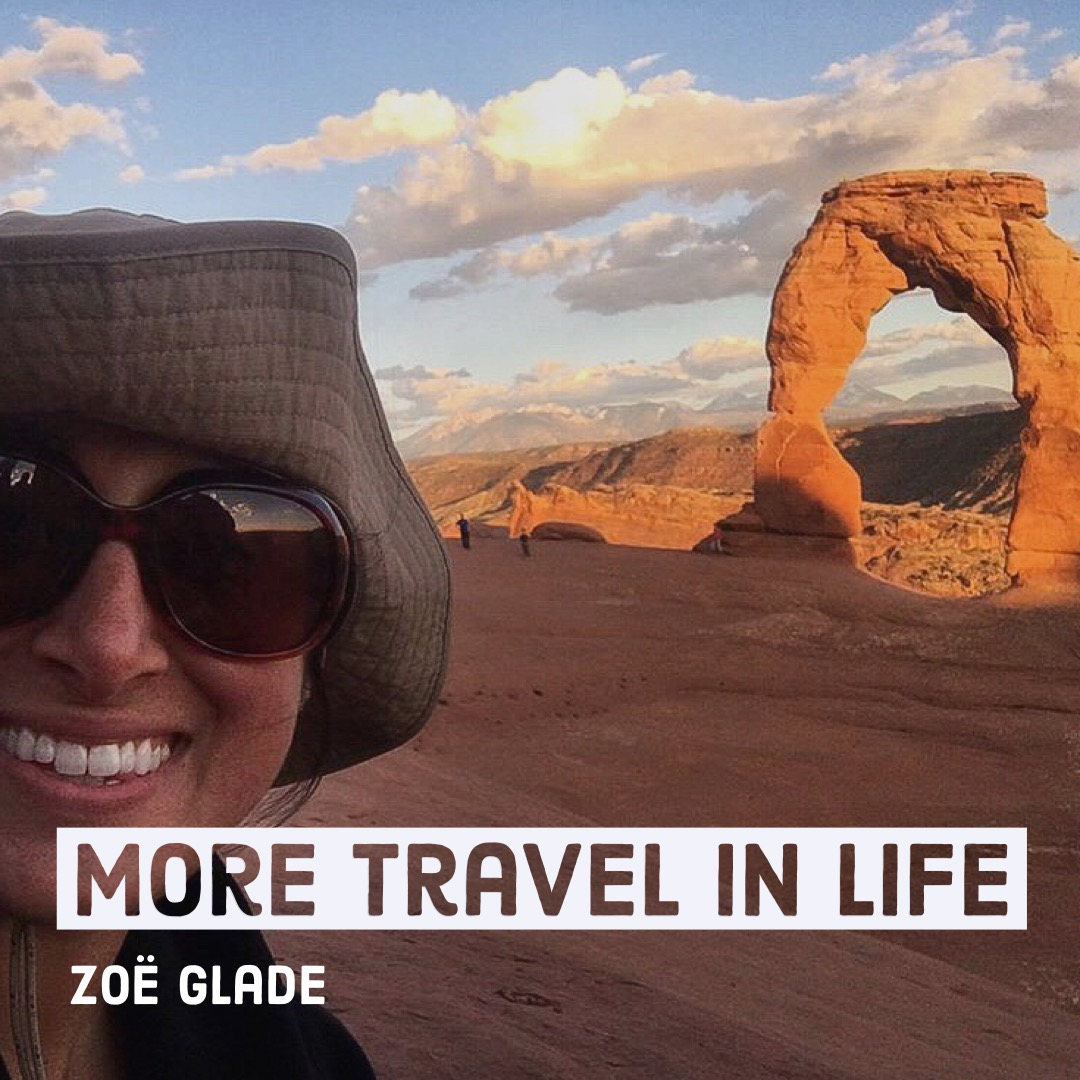 Zoe Glade Ep #20 How to Pitch Your Boss for a Travel Sabbatical