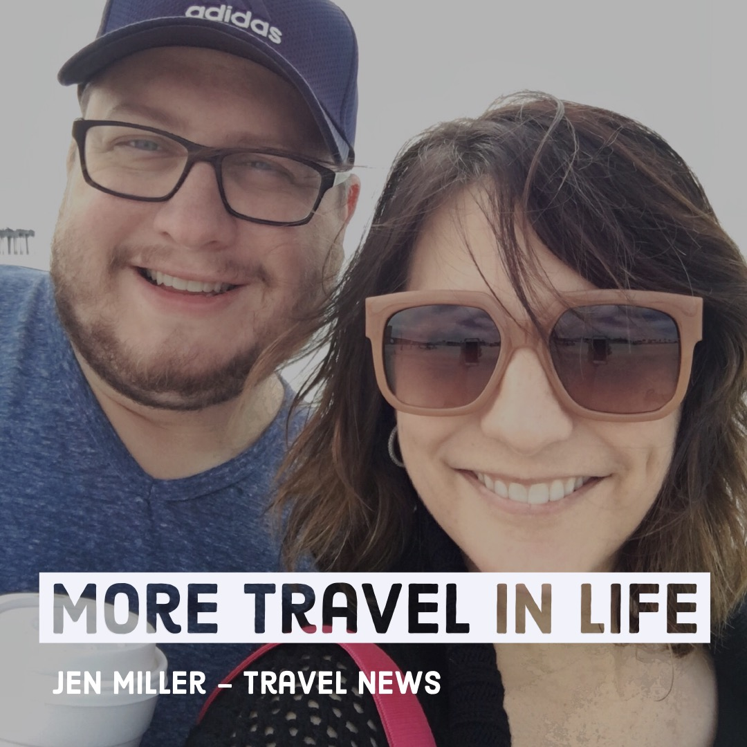 PODCAST: Exciting Travel Update: What We're Doing, Where We're Headed, What Are We Forgetting?