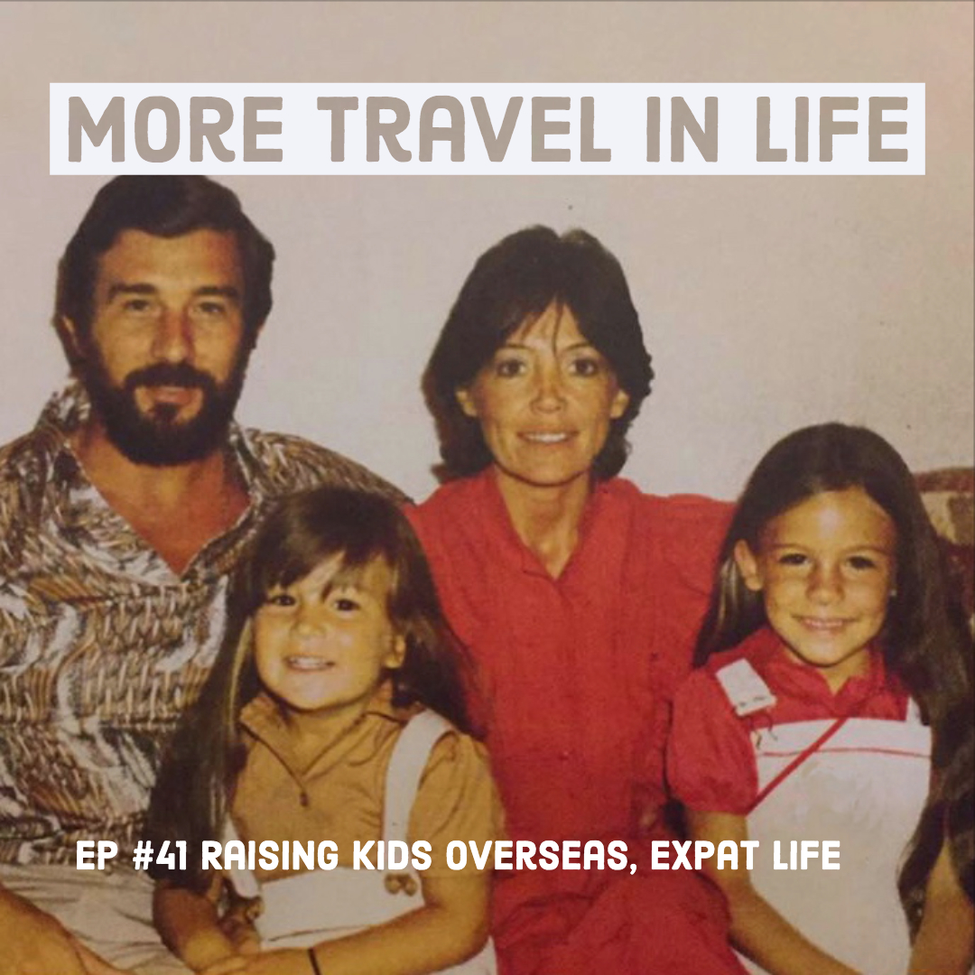 PODCAST: The Parents Share about Expat Life & Raising Kids Overseas