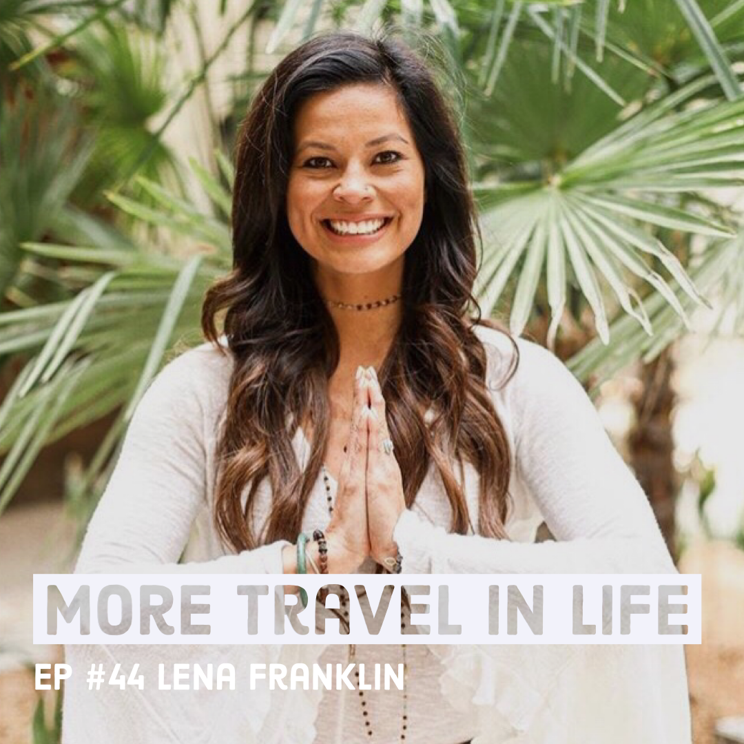 PODCAST: Mindful Travel Practices: Developing Deeper Presence in our Travel